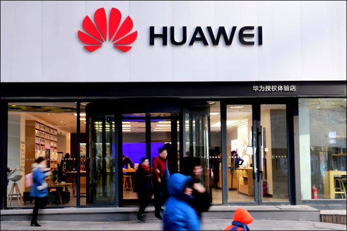 China's Huawei to build 5G network in Cambodia