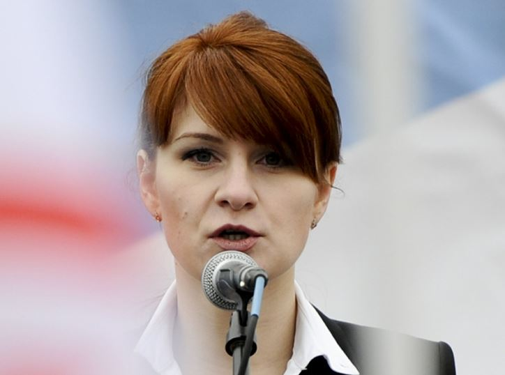 Russian Maria Butina gets 18 months for being Kremlin agent