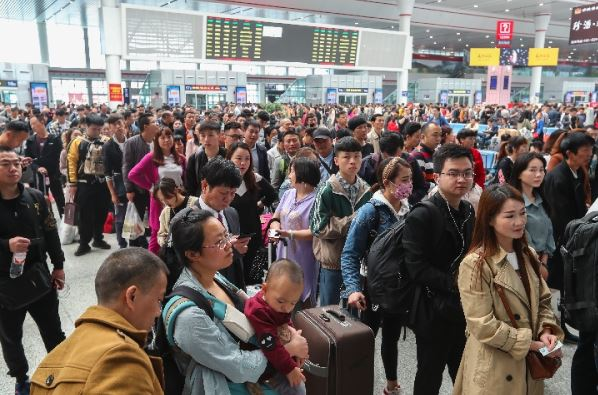 Ministry issues safety precautions ahead of May Day travel rush