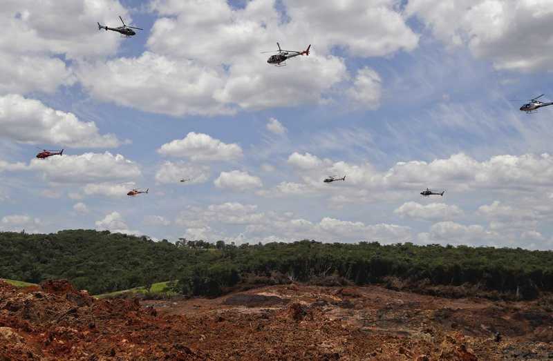 37 victims remain missing three months after Brazil's dam collapse