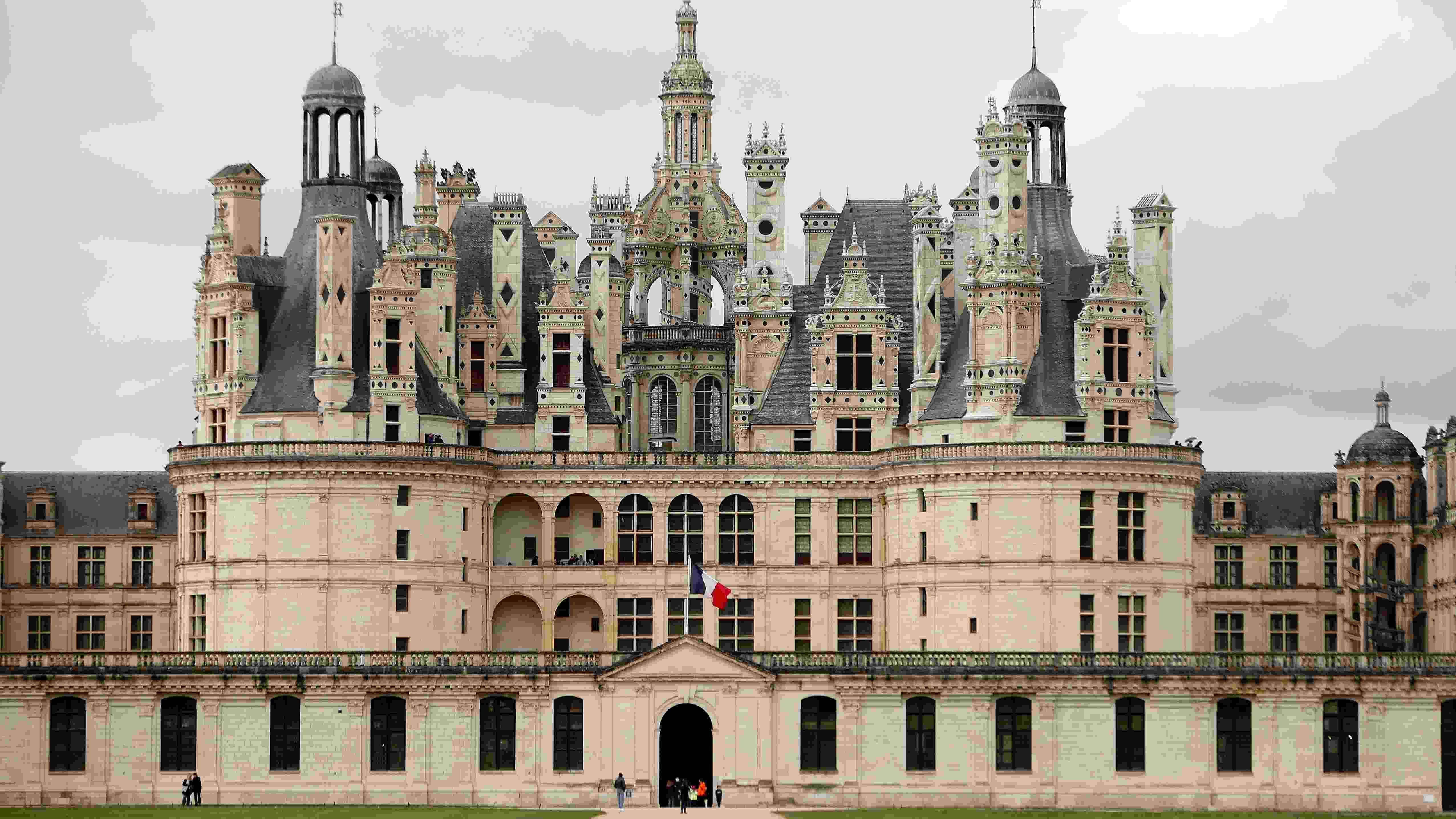 French castles celebrate Leonardo da Vinci's 500th death anniversary