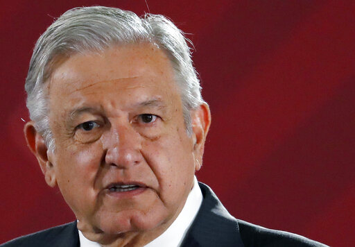 Mexico to continue helping Central American migrants