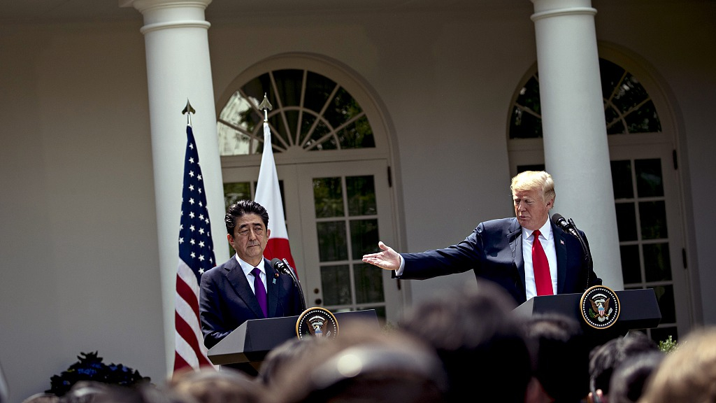 Japan to be the prey of Trump's hub-and-spoke trade system