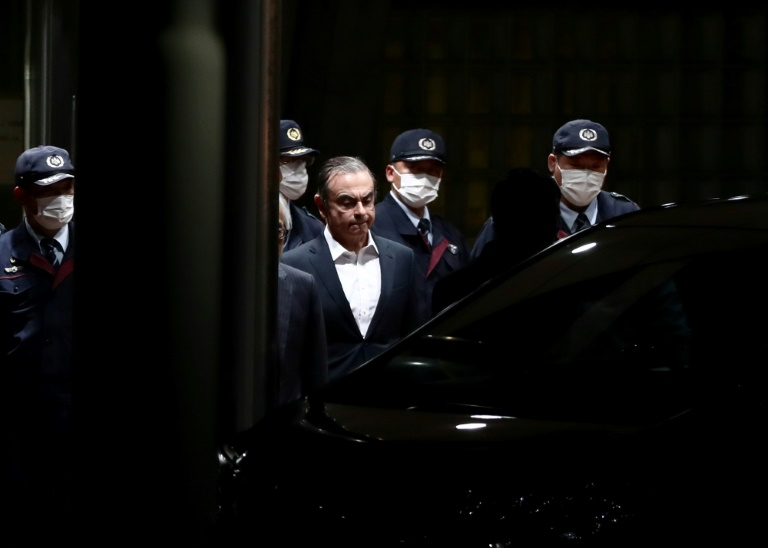 Ghosn's trial to be delayed possibly until next year: media