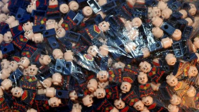Chinese police bust $30 million 'fake Lego business'