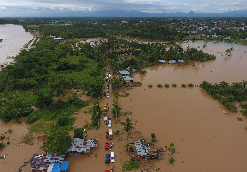 Death toll from Indonesia's floods, landslides climbs to 31