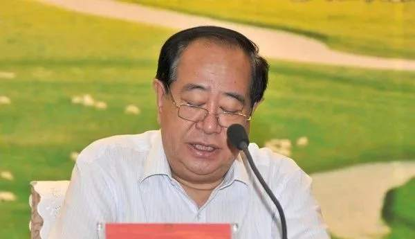Ex-vice-chairman of Inner Mongolia People's Congress dismissed from the CPC