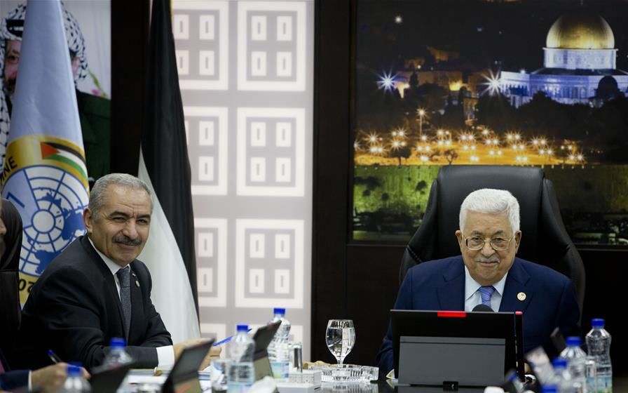 Abbas says Palestinian Authority refuses partial tax payment from Israel