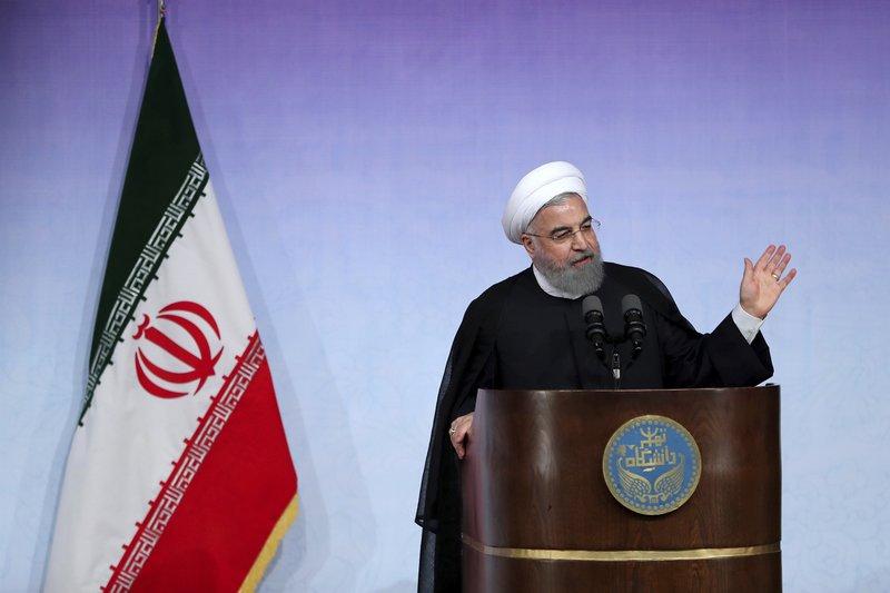 Iran urges concrete action from EU on landmark nuke deal