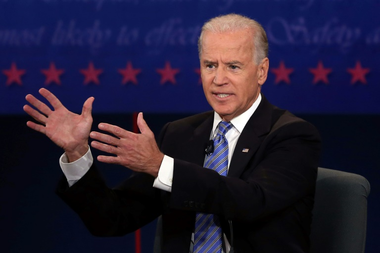 Biden to hit campaign trail at union workers' rally