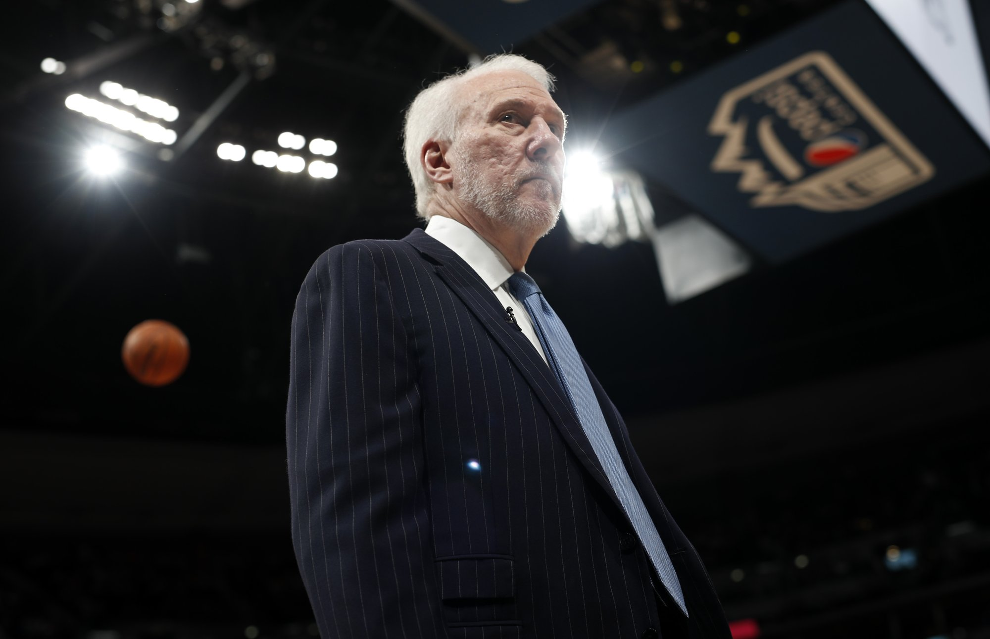 Popovich negotiating new deal with San Antonio Spurs