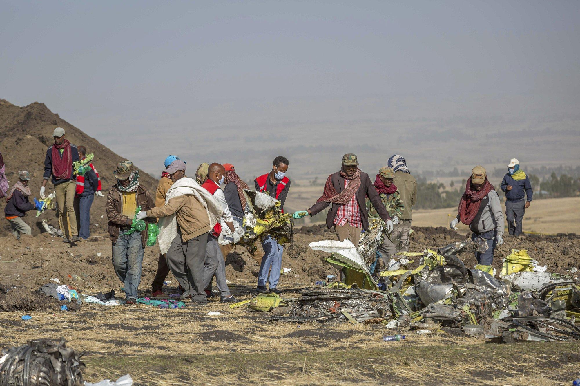 Families of Boeing 737 MAX crash victims file suit against Boeing