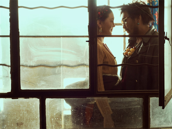 Art-house flick shines bright in the shadows