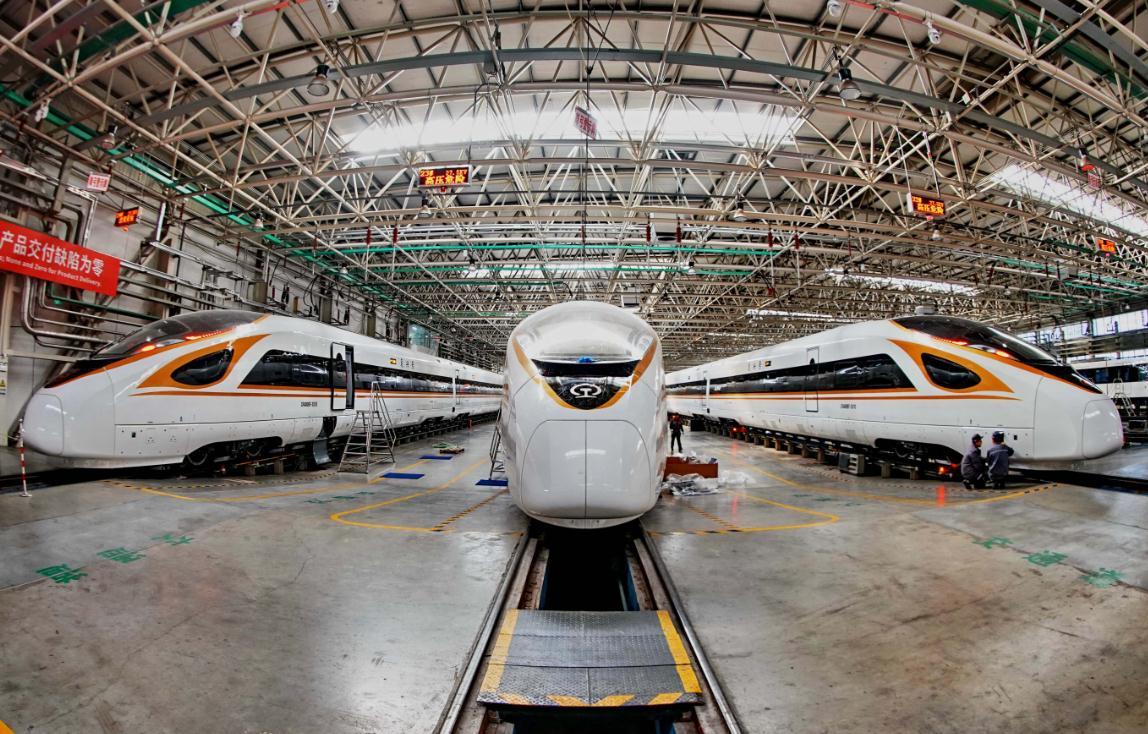 Benefits of high-speed railway far outweigh CRC's rising debt