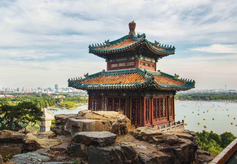 Inspirations behind traditional Chinese gardens