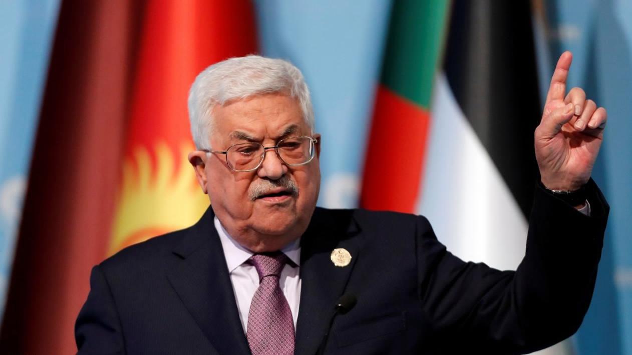 Palestinian President Mahmoud Abbas cgtn.jpg