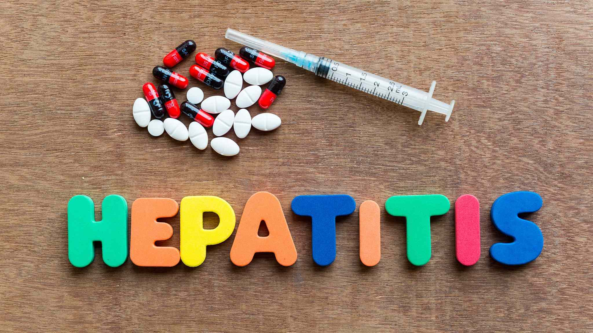 Chinese researchers identify potential drug against hepatitis A virus infection