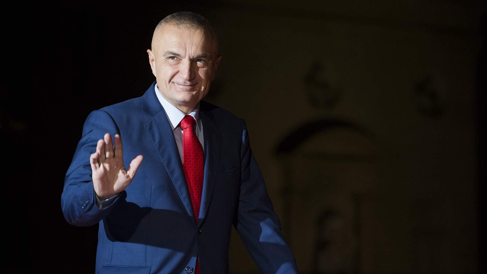 Albanian President Ilir Meta CGTN.jpg