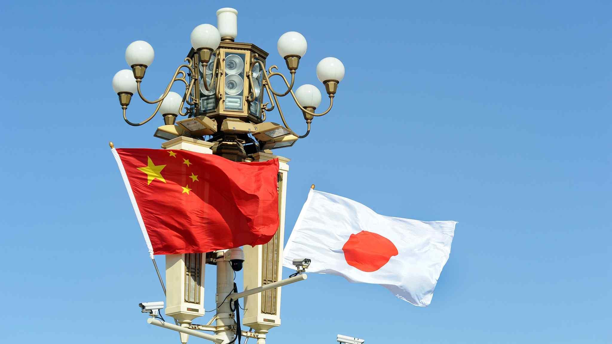 President Xi congratulates Japan's new emperor