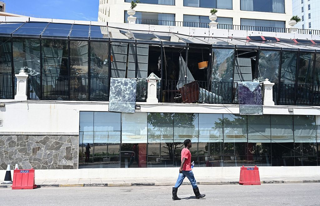 Six Chinese nationals confirmed dead in Sri Lanka's blasts