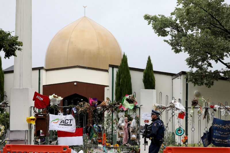 NZ police say bomb find not linked to Christchurch attacks