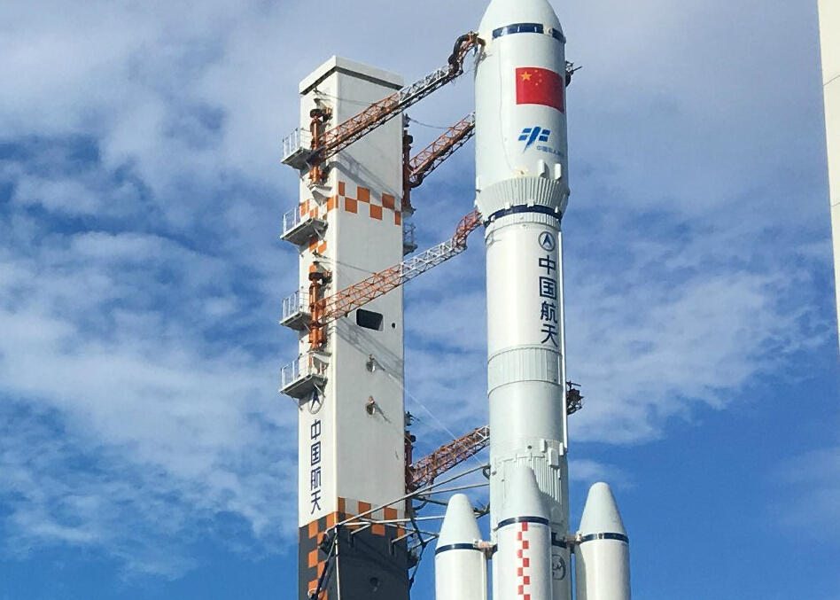 China plans to launch carrier rocket at sea