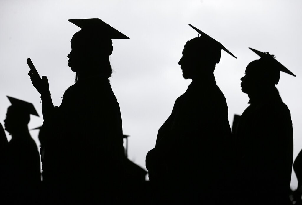 A college degree has long been a ticket to the US middle class