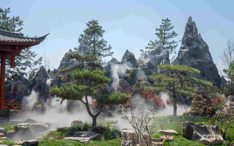 Yunnan Garden showcases biodiversity of SW China at Beijing Expo 2019