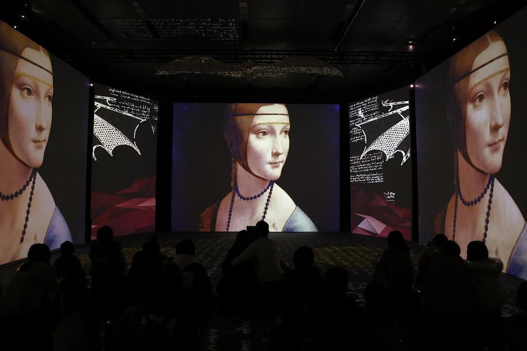 France, Italy mark 500th anniversary of Leonardo's death