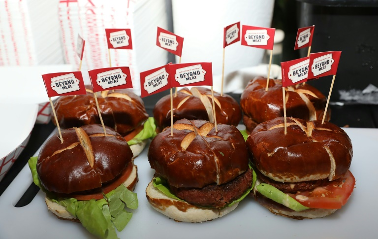 Beyond Meat raises $241 mln amid growing appetite for vegan food