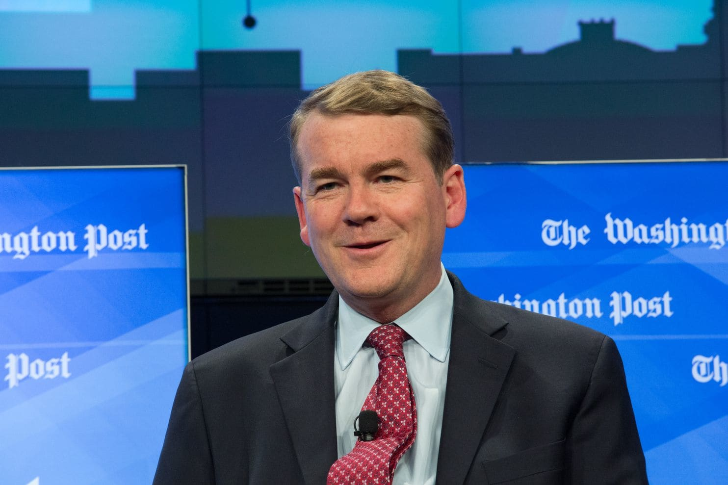 US Democratic senator Bennet joins crowded presidential race