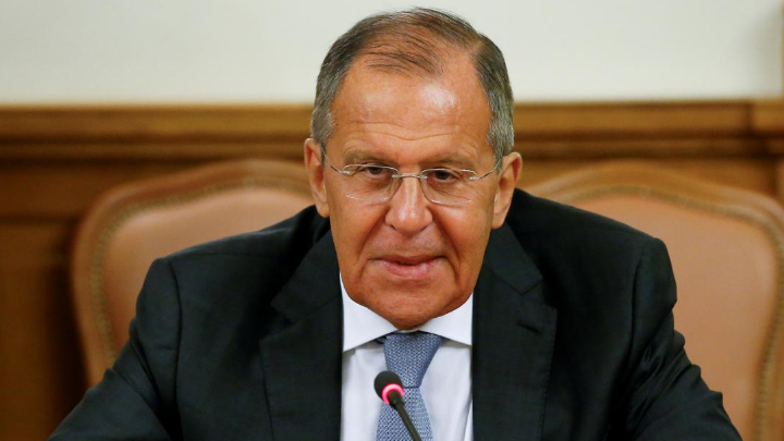 Russia, US have 'incompatible' positions on Venezuela: Lavrov
