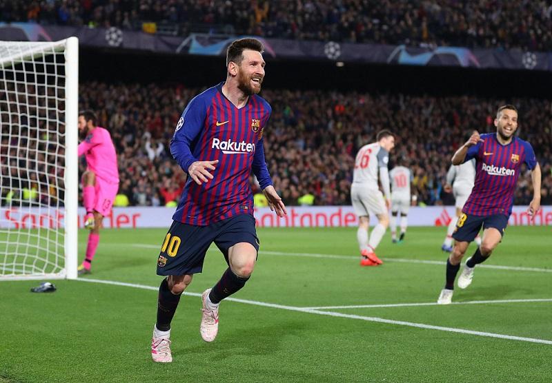Pele hails sensational Messi