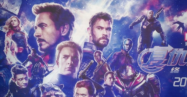 'Avengers: Endgame' continues to dominate China daily box office