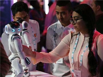 AI Everything Summit kicks off in Dubai, UAE