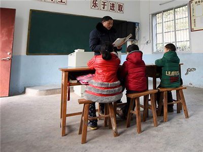 China to recruit retired teachers to rural schools