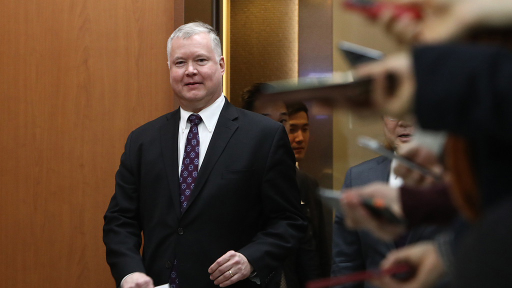US envoy to travel to Japan, S. Korea on DPRK