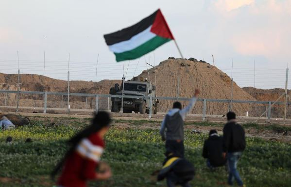 4 killed, dozens injured in clashes with Israeli soldiers in eastern Gaza