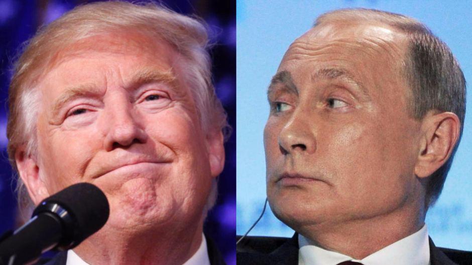 Trump says had 'very productive' talk with Putin