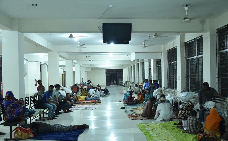 Cyclone Fani kills 6 in Bangladesh