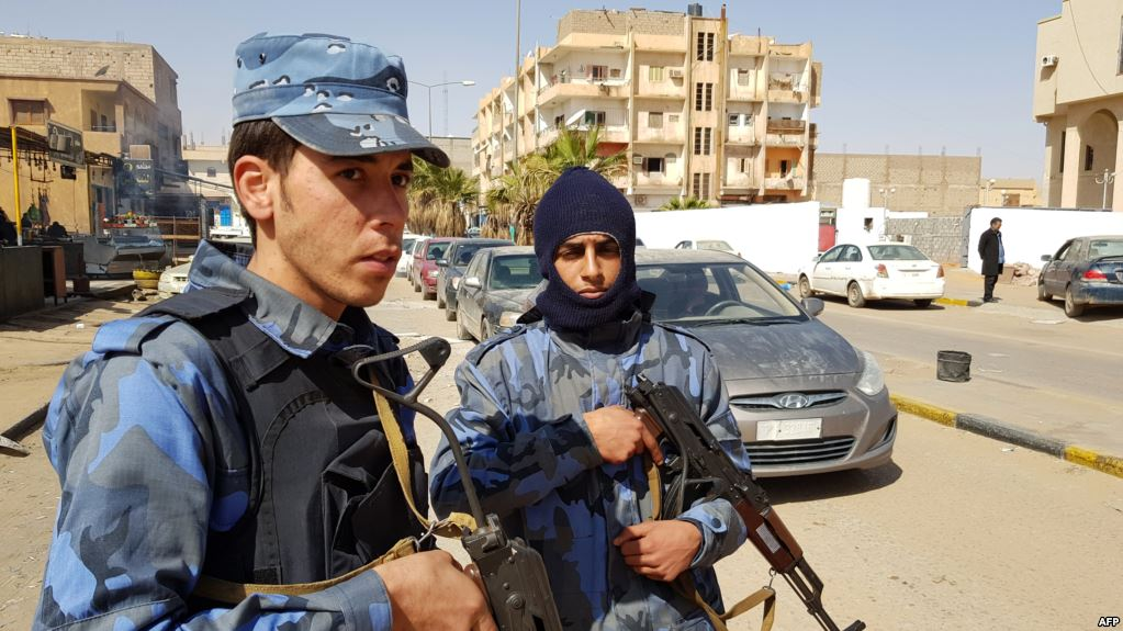 IS claims responsibility for deadly attack in southern Libya