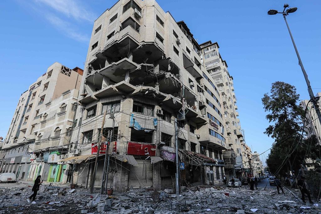 2 Palestinians, Israeli man killed in overnight Israel-Gaza conflicts