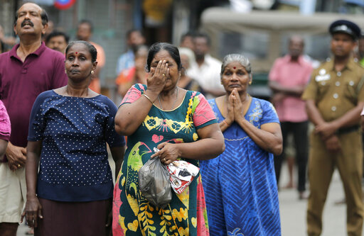 Chinese Red Cross donates funds for injuries in Sri Lankan terror attacks