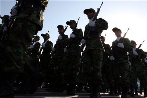 Iran's IRGC says ready to help Iraq's defense development