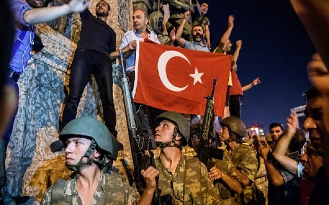 Istanbul polls officials have alleged links to failed coup