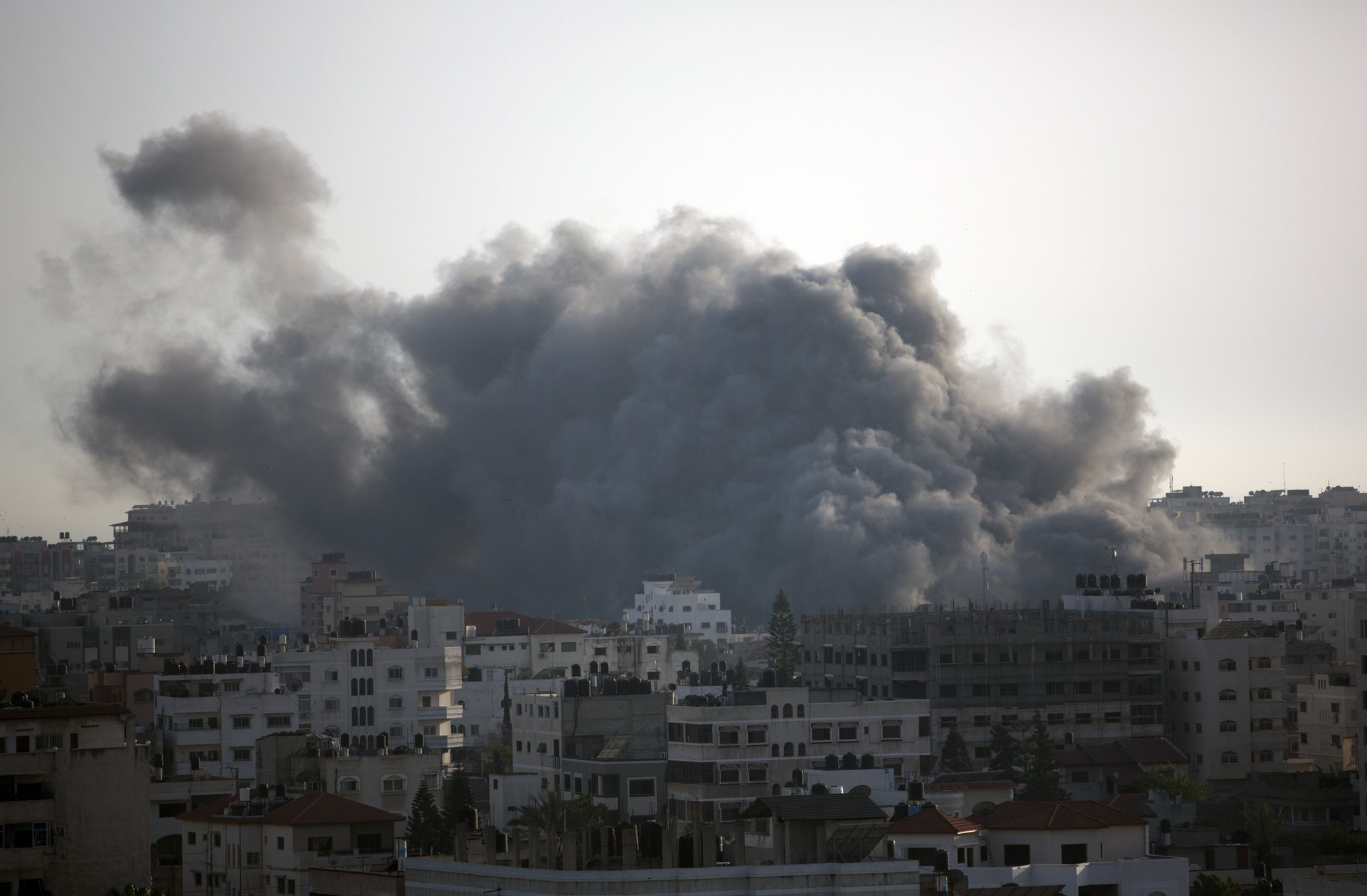 Hamas says it doesn't want a new war with Israel