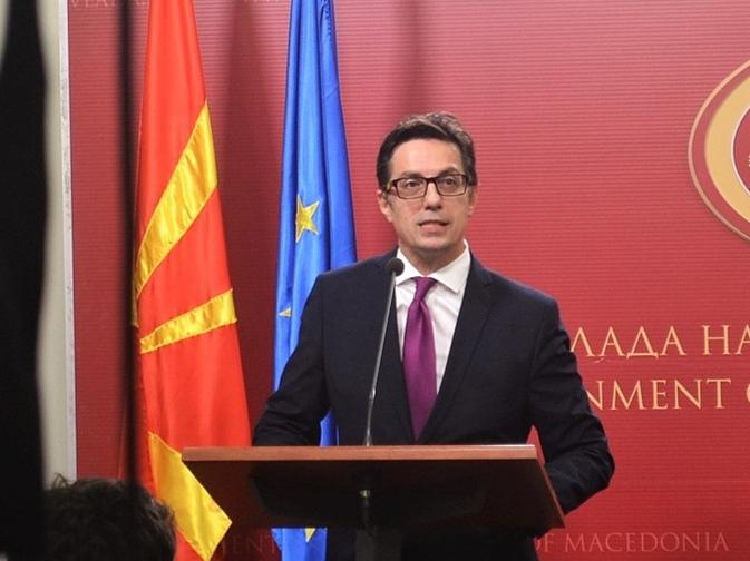 Stevo Pendarovski wins North Macedonia's presidential election