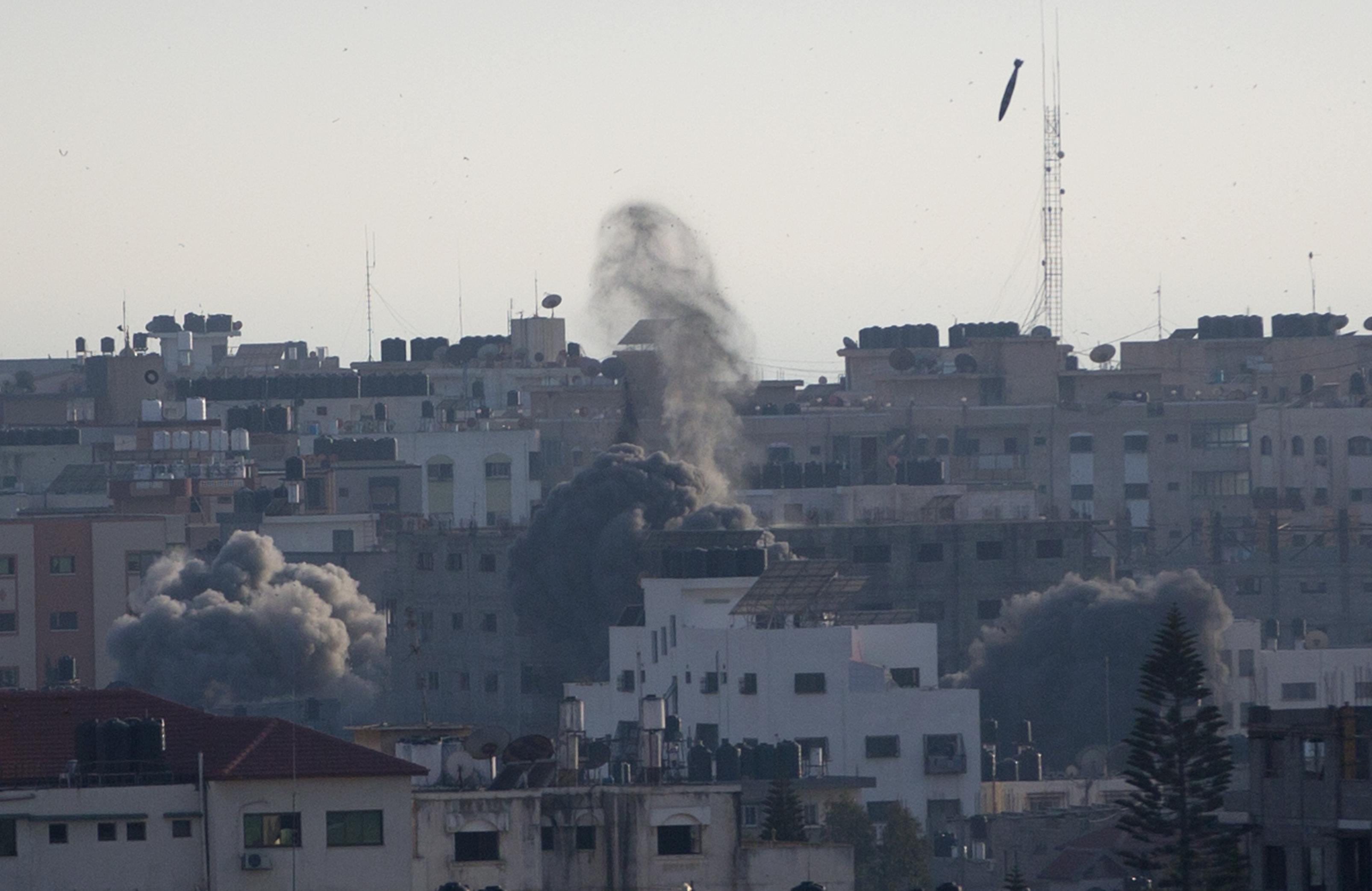Ceasefire agreement reached between Palestine, Israel following fire exchange