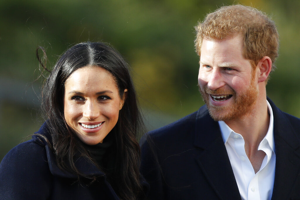 Duchess of Sussex gives birth to boy