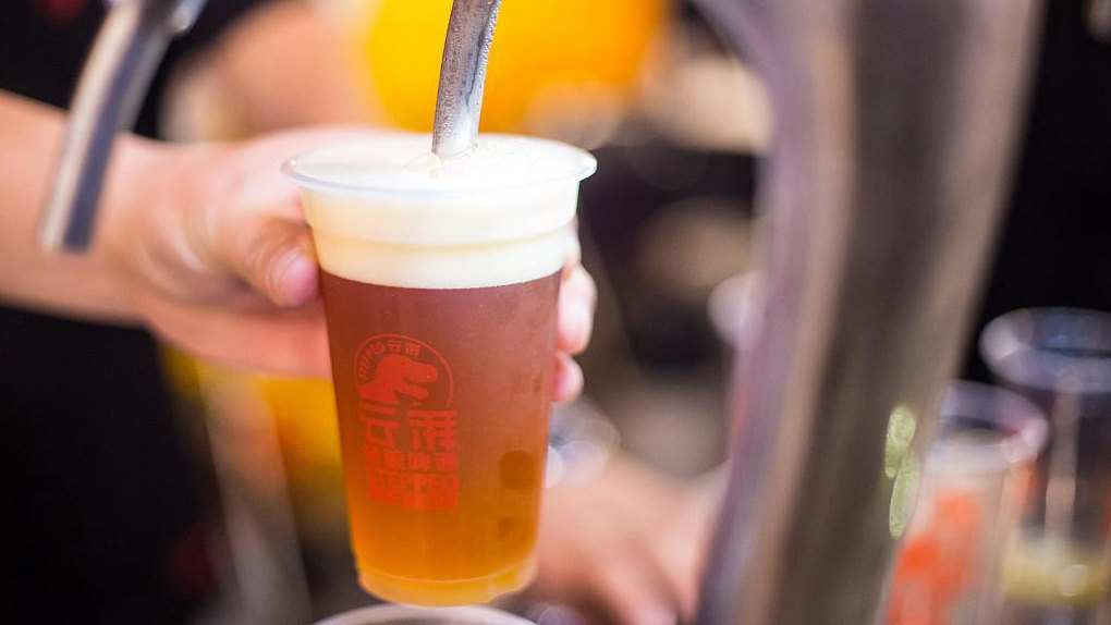 Chinese beer companies eye high-end market
